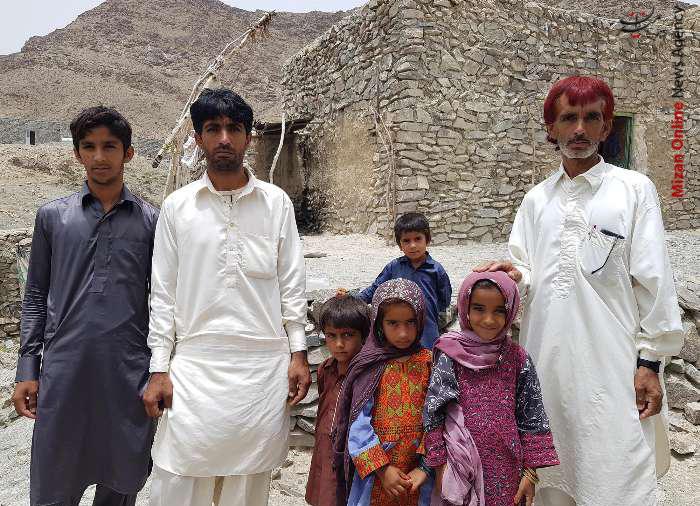 روستایی در ایران که تنها ۲ باسواد دارد +عکس