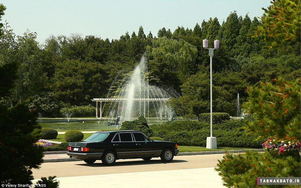 تصاویری که برای نخستین بار از درون قصر «مرموز» کیم جونگ اون منتشر می شود