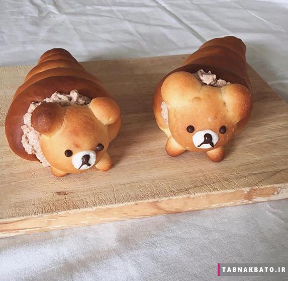 مادر خوش ذوق ژاپنی و خلاقیت در پختن غذاهای خانگی!