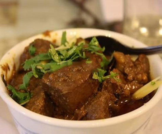 ماسالای جگر؛ غذای تند و تیز هندی