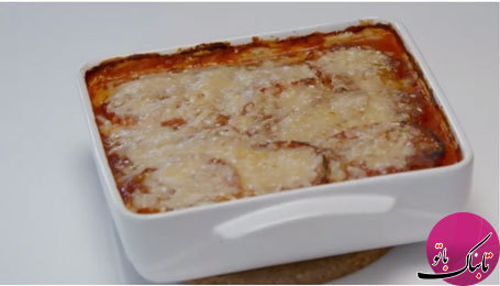 خوراک سبزیجات به سبک ایتالیایی