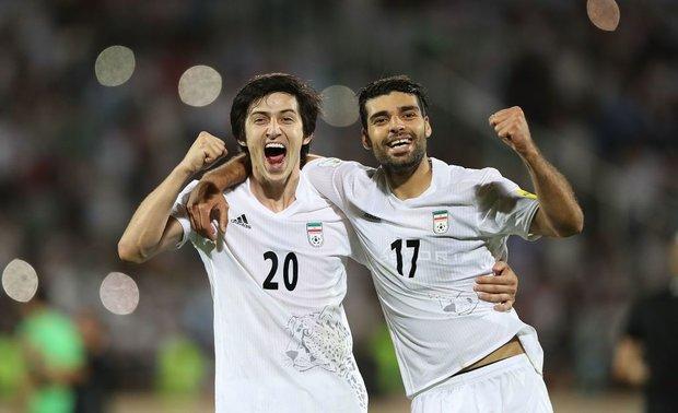 گرانترین بازیکن تیم ملی ایران کیست؟ +عکس