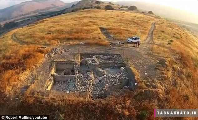 کشف سر پادشاه 3000 ساله+ عکس