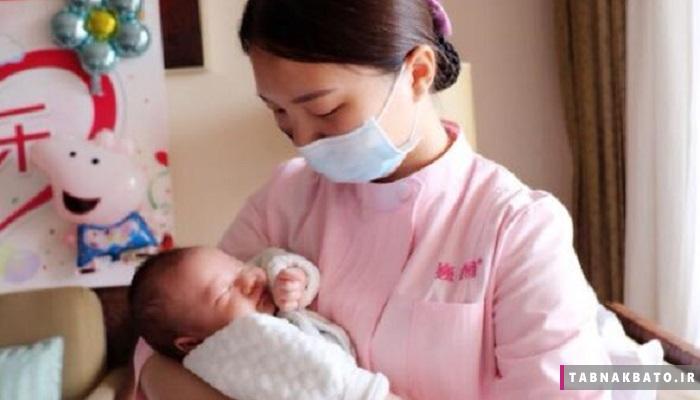 راه حل جالب چینی ها برای درمان افسردگی پس از زایمان