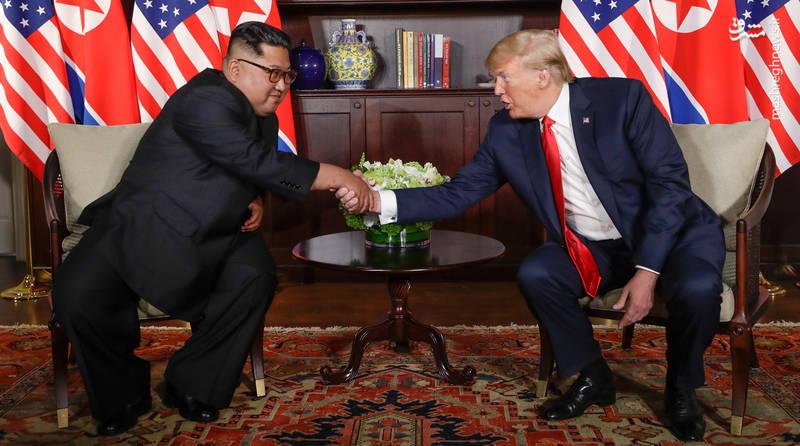 فرشهریسآذربایجان زیر پای«ترامپ»و«اون»+عکس