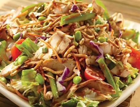 سالاد مرغ آسیایی با طعمی بی نظیر
