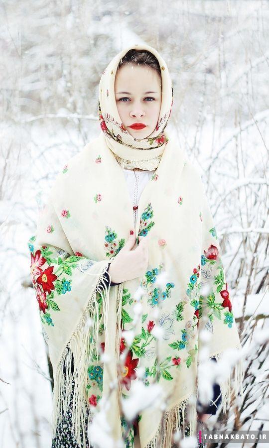 هفت ویژگی زنان روسیه ای