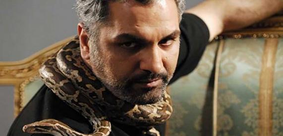 حیوان خانگی وحشتناک وعجیب مهران مدیری+عکس
