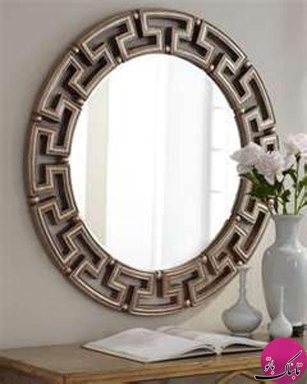 آینههای دیواری، جلوهای زیبا در چیدمان