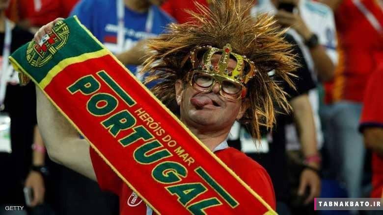 پوشش جالب هواداران تیم های مختلف در جام جهانی 2018