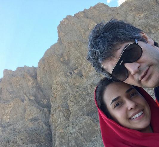 بازیگر مرد ایرانی داماد شد +عکس