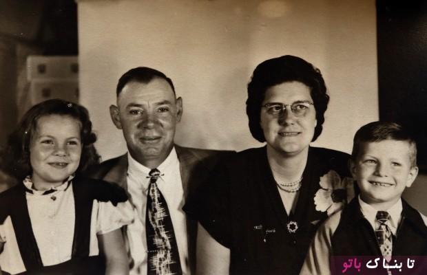 داستان مادر آمریکایی که در سال 1948 میلادی بچه هایش را فروخت