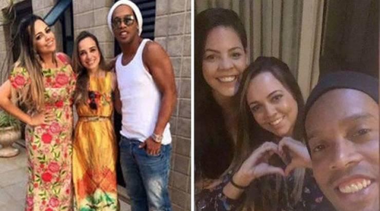 ازدواج جنجالی فوتبالیست مشهور با دو زن در یک روز!