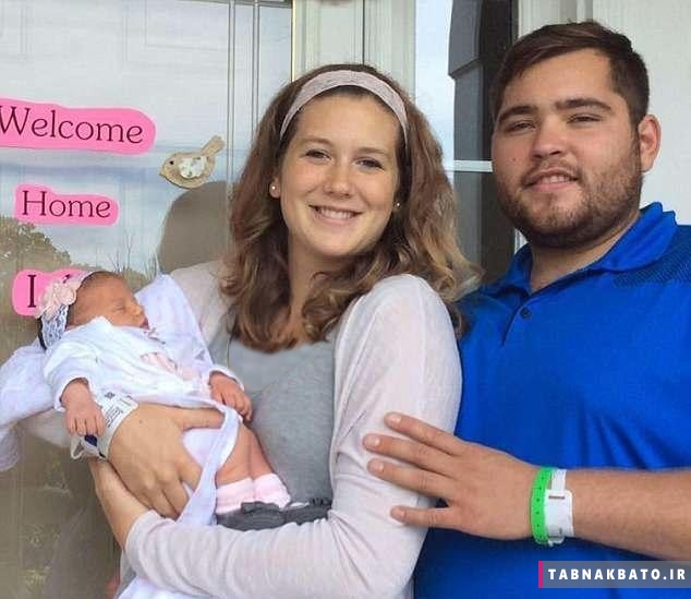 مسابقه ی مرگ در فلوریدا مادر و نوزادش را به کشتن داد!