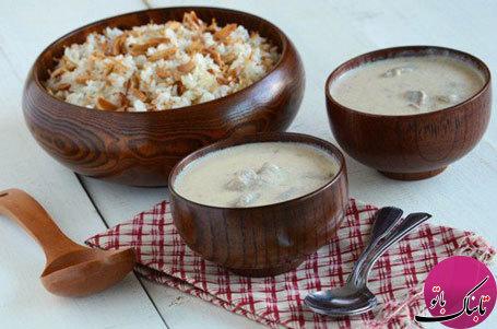 شاکریه، غذای محبوب ماه رمضان