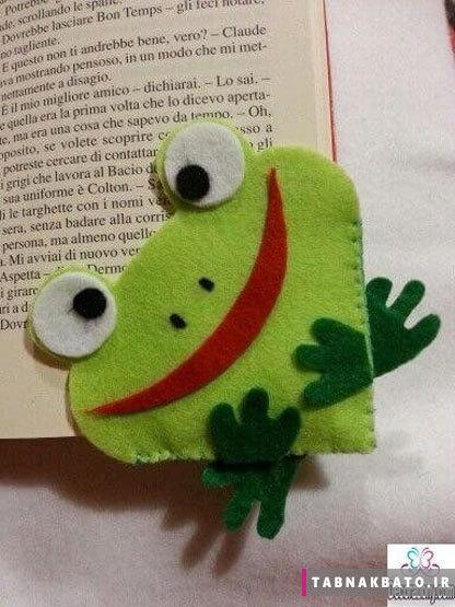 نشانهگذارهای جالب و خلاقانه کتاب