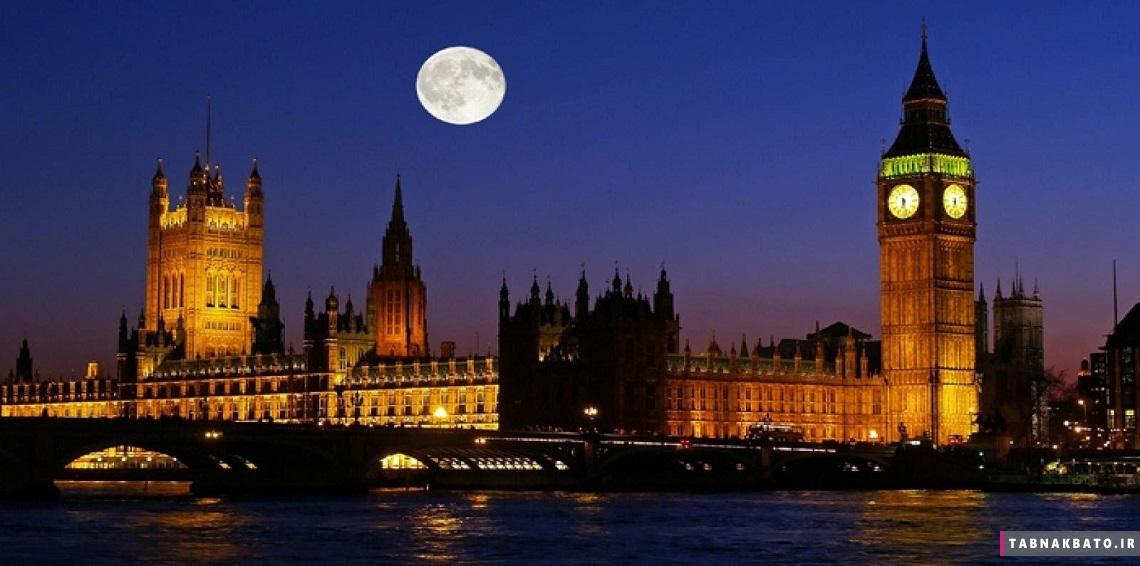 ساکنان لندن به این دلیل شب را با ترس خوابیدند!