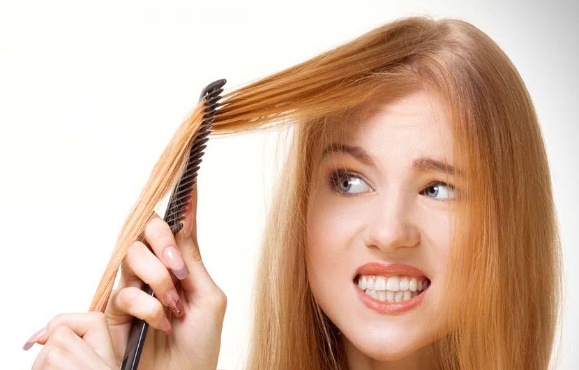 پنج اشتباه در مراقبت از مو