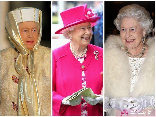 راز دست کش های سفید ملکه انگلستان در طول هفتاد سال