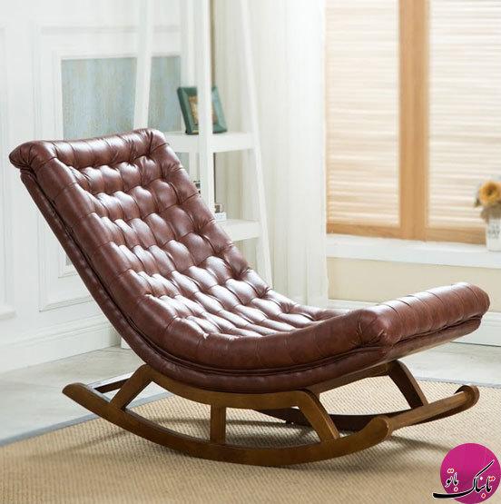 احساس آرامش و راحتی با صندلیهای گهوارهای