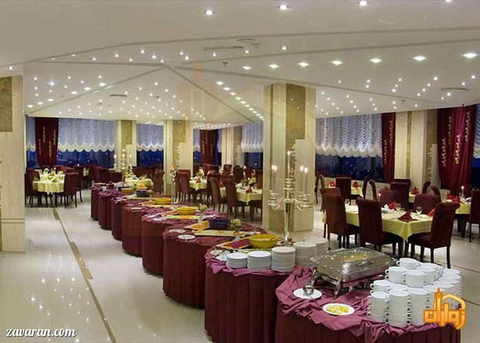 هتل های پنج ستاره مشهد مقصد گردشگران لوکس پسند