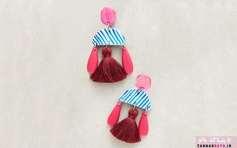 مدل های جدید و زیبای گوشواره های مخصوص تابستان
