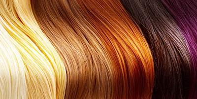 ترکیب رنگ مو، 17 فرمول رنگ موی پرطرفدا