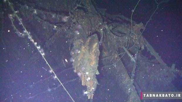 در نزدیکی ساحل کره جنوبی یک کشتی روسی با گنجینه های بی نظیر یافت شد