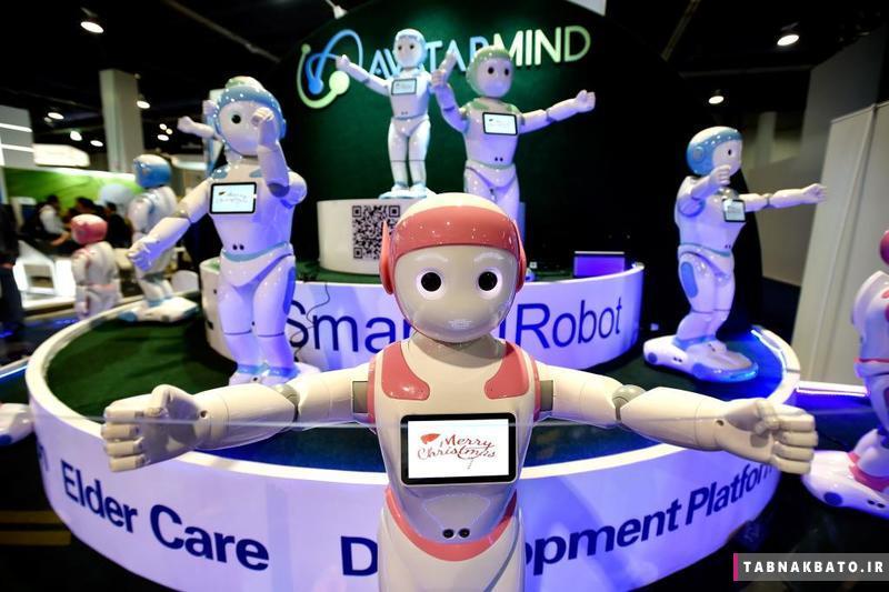 ربات ها جایگزین خواهر و برادر برای تک فرزندها