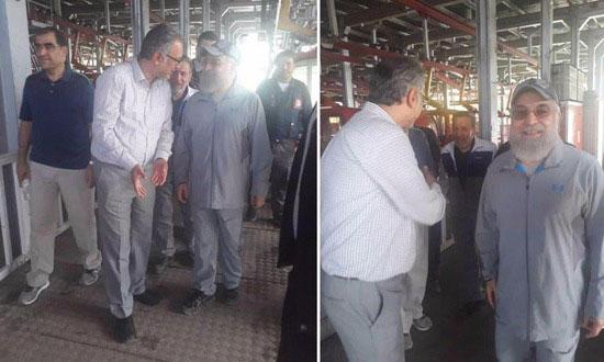 واردات لباس رییس جمهور ممنوع شد +عکس