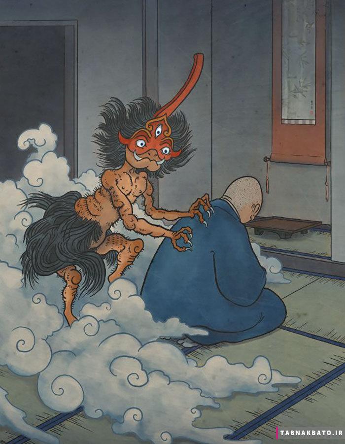عجیب ترین افسانه های ژاپنی