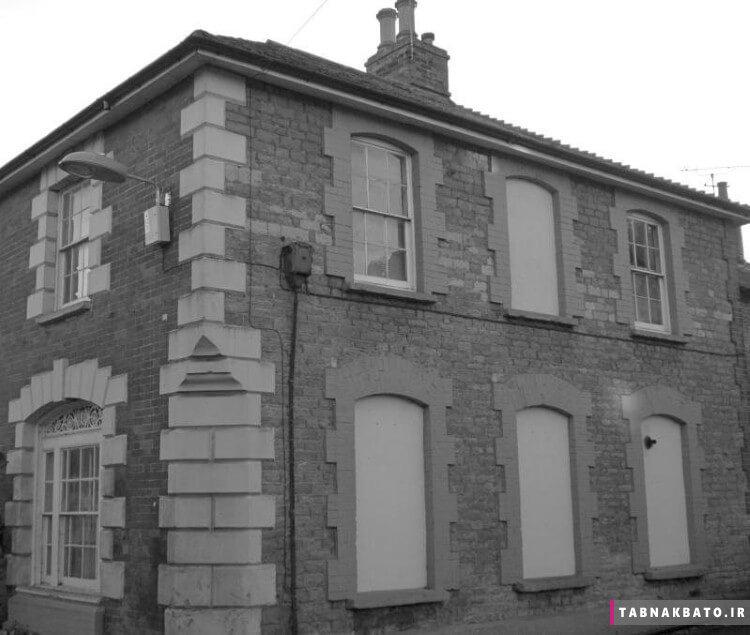 چرا خانه های قدیمی بریتانیا پنجره ندارد؟