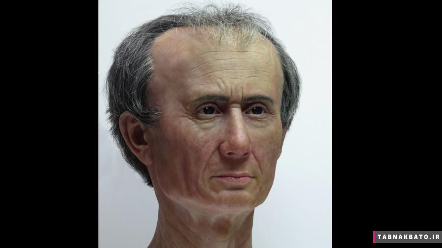 کشف حقیقت جالب از ژولیوس سزار پس از بازسازی چهره اش