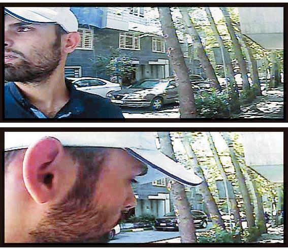 قاتلی با کلاه نقابدار +عکس