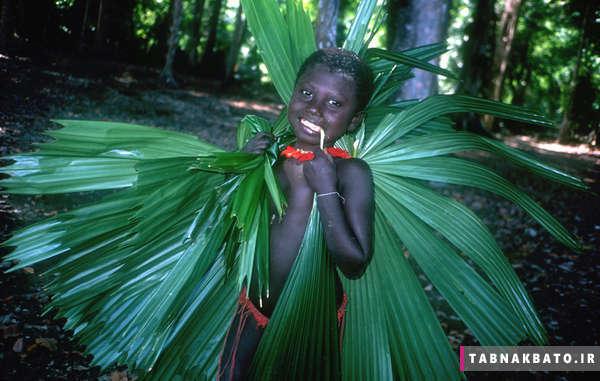 همه ی عجایب جهان در یک قبیله