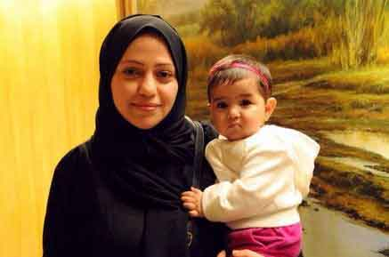 زنی که باعث قطع روابط عربستان و کانادا شد کیست؟ +عکس
