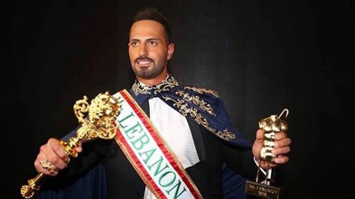 پادشاهِ زیبایی لبنان انتخاب شد