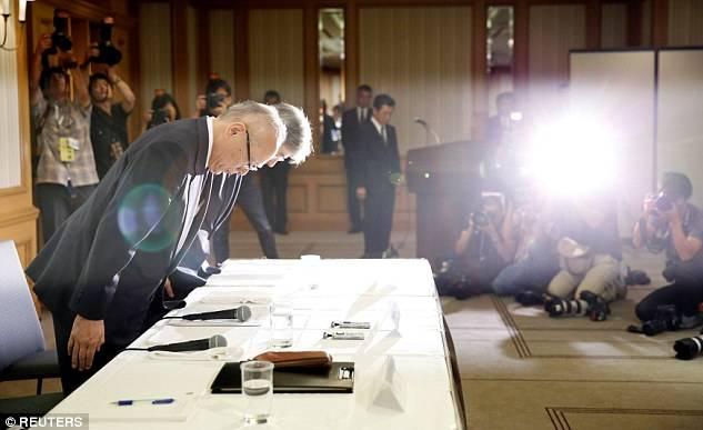 رسوایی دانشگاه ژاپنی درباره دانشجویان دختر+عکس