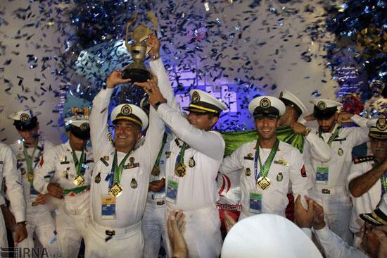 غواصان ارتش ایران افتخار آفرین شدند +عکس
