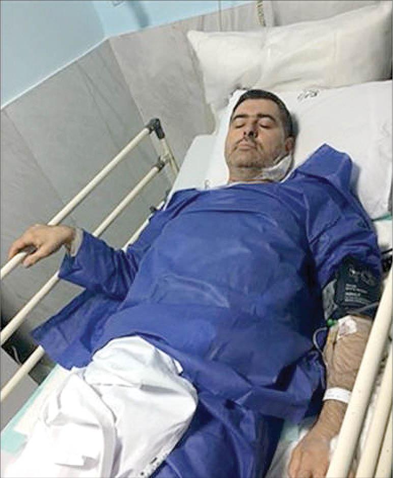 پشت پرده حمله خونین به پزشک تهرانی +عکس