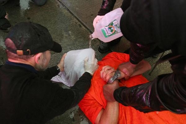 روشهای هولناک خانم شکنجهگر +عکس
