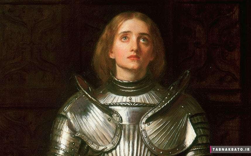 ژاندارک؛ زنی که فرانسه را نجات داد