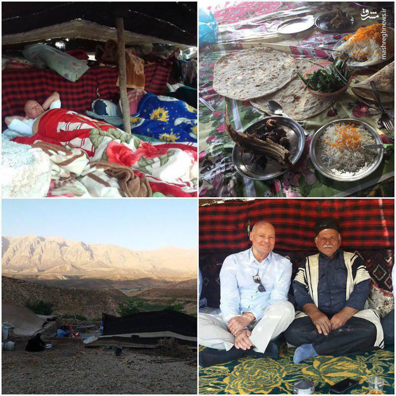 محل خوشگذرانی سفیر آلمان در ایران +عکس