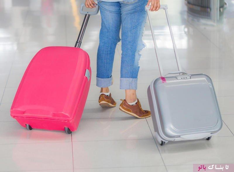 نکته مهم برای زنانی که به تنهایی سفر می کنند؟