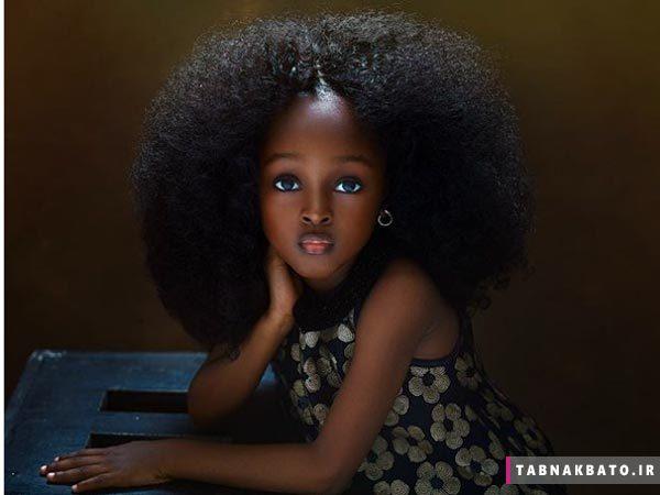 زیباترین کودک دنیا
