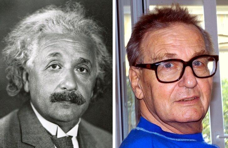 نوادگان چهره های مشهور؛ از نوه مارلون براندو تا نوه آلبرت انیشتین