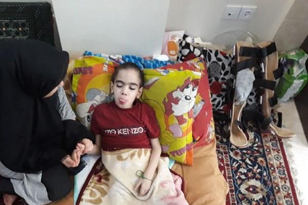 بیماری که ۷ روزه «امیرعلی» را زمینگیر کرد +عکس