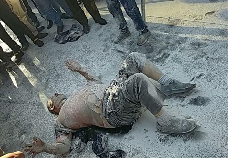 خودسوزی مرد میانسال مقابل شهرداری تهران +عکس