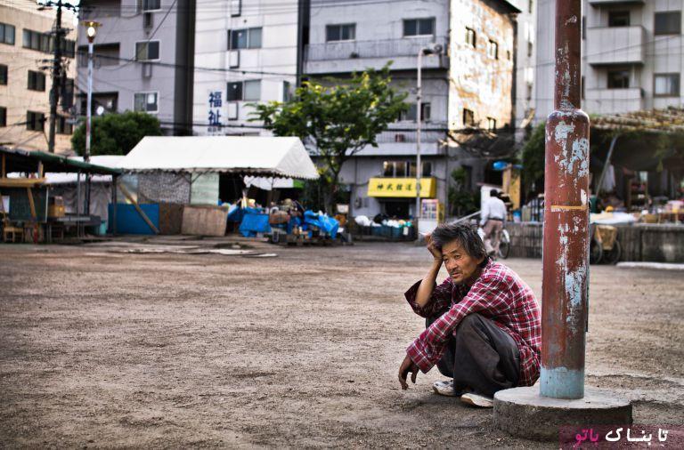 عکس هایی شوکه کننده از فقر در سومین قدرت اقتصادی جهان