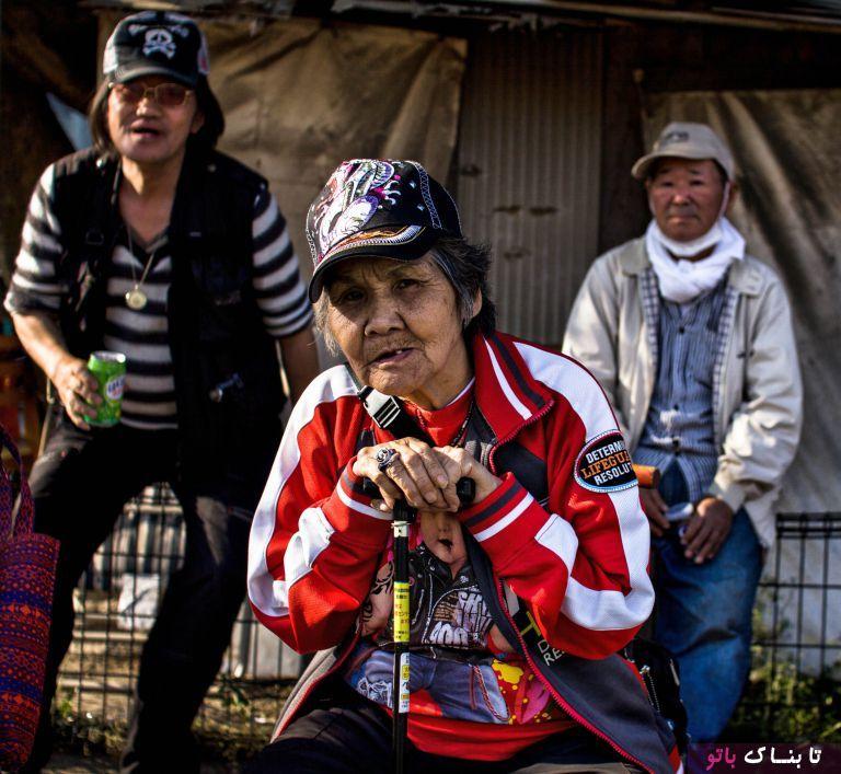 عکس هایی جدید و شوکه کننده از ژاپن